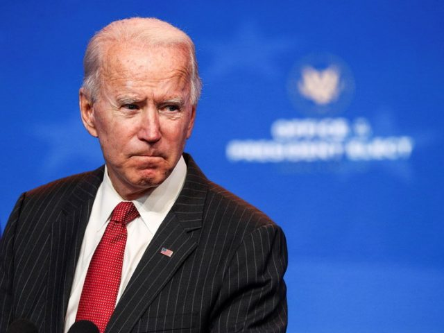 'Absurd pandering': Biden slammed over promise to 'listen' to and 'fight' for 'transgender and gender-nonconforming' people
