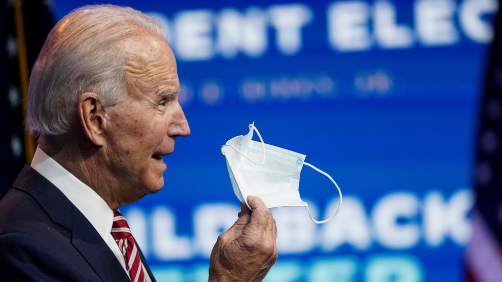 Joe Biden proved