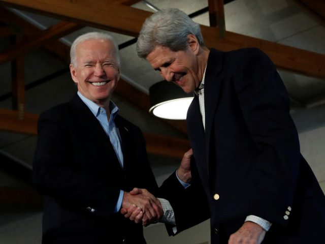Familiar faces: Biden picks Obama's Secretary of State John Kerry as his climate czar & finds job for ex-CIA deputy Avril Haines