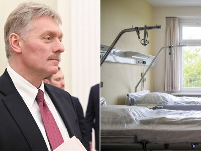 Kremlin says coronavirus situation 'tense but under control' as Omsk region health chief fired over shortage of beds