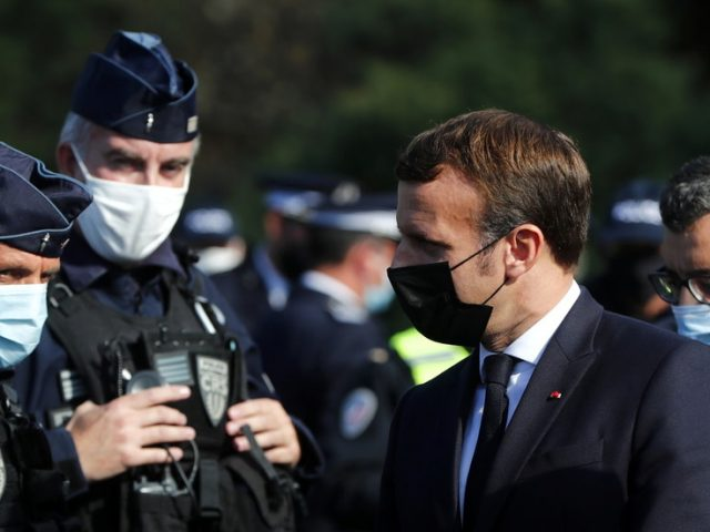 Brussels warns France on press freedom as Macron's government pushes ahead with security law