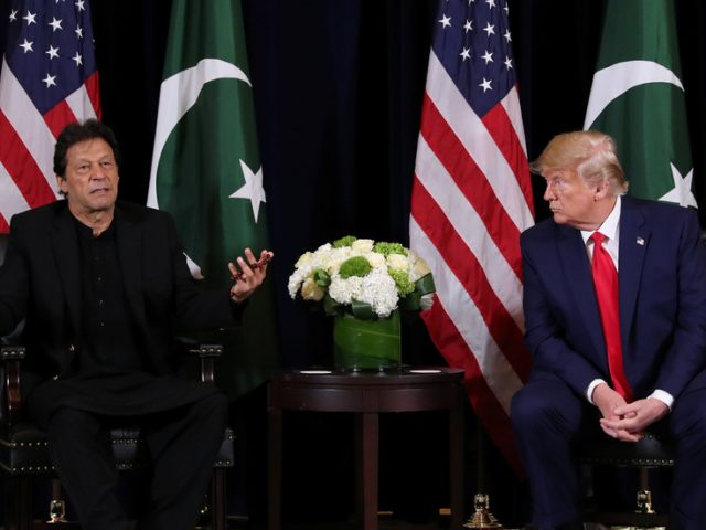 US Embassy in Pakistan apologizes for 'unauthorized post' predicting PM Khan will lose power after Trump defeat