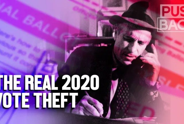 The real 2020 election scandal: voter theft targeting Black people, youth