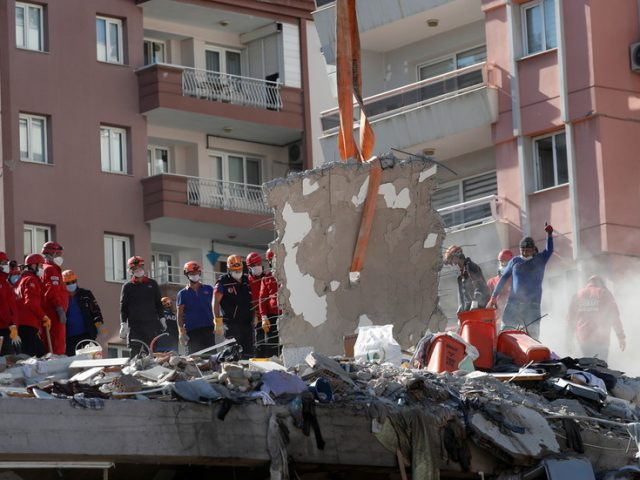 Turkey registers powerful 5.0 aftershock following deadly quake