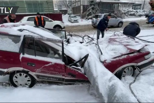 5 days without electricity or heat: Vladivostok locals resort to food kitchens after extreme weather cripples city infrastructure