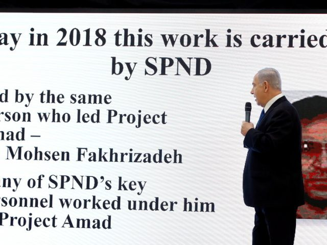'Mossad at work'? Twitter explodes with speculation of US & Israeli involvement after killing of top Iranian scientist