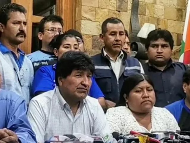 Bolivia's Once-Exiled President Evo Morales Made Leader of Ruling MAS Party