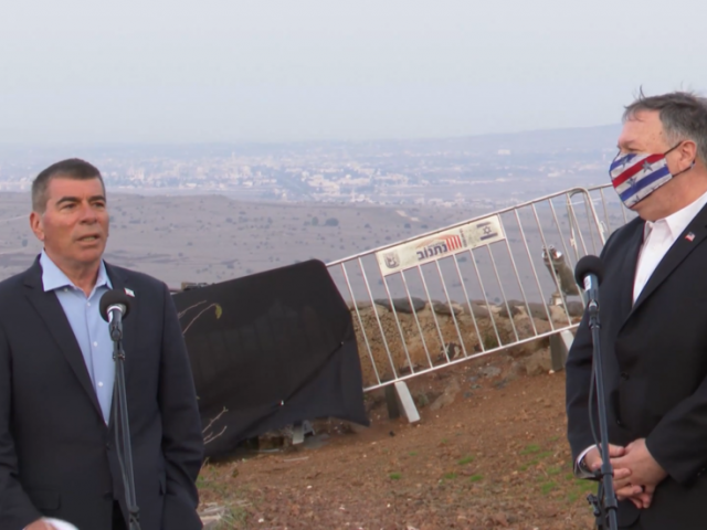 Pompeo becomes first US secretary of state to visit Israel-occupied Golan Heights in official capacity (VIDEO)