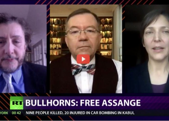 CrossTalk Bullhorns, QUARANTINE EDITION: Free Assange