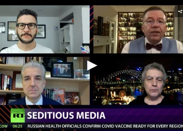 CrossTalk, QUARANTINE EDITION: Seditious media
