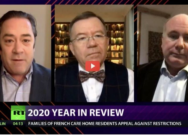 CrossTalk, QUARANTINE EDITION: 2020 year in review