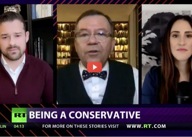 Crosstalk, QUARANTINE EDITION: Being a Conservative