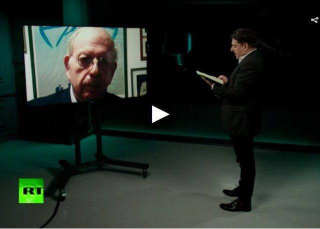 Former Mossad Chief Efraim Halevy challenged on Iranian scientist assassination, Syria airstrikes
