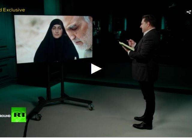 Qassem Soleimani's daughter: My father saved the world from ISIS & Al-Qaeda, Trump is a monster!