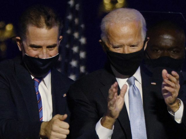 Where were they before the election'? Conservatives blast hypocrisy of media for ignoring Hunter Biden corruption story