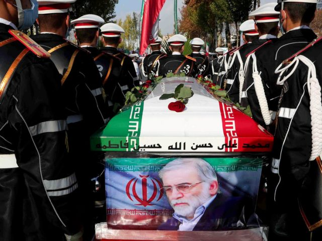 Israel warns its citizens they may be targeted abroad by Iran following nuclear scientist's assassination