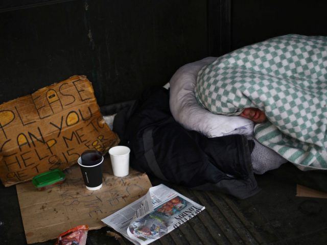 2mn UK families at risk of plunging into poverty with lockdowns projected to DOUBLE 'destitution levels', study finds