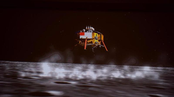 China's Chang'e-5 successfully lands on moon to collect samples