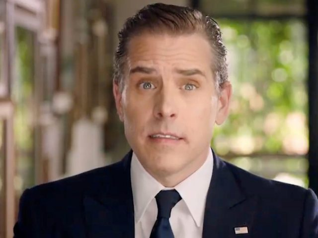 Trump says he has 'NOTHING to do' with Hunter Biden's potential prosecution