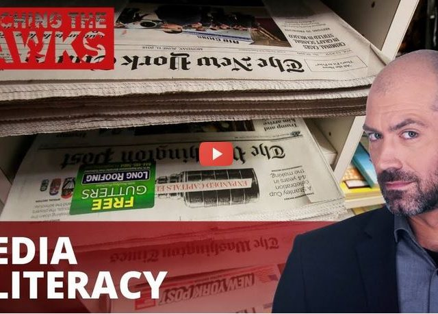 Media literacy in the age of fake news & iPhone factory workers rise up