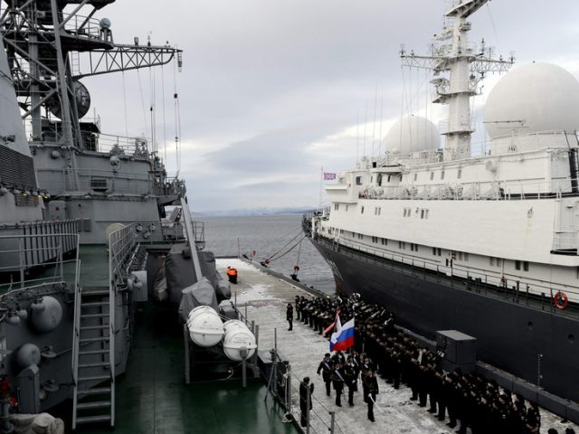 Creating conditions for a very frozen conflict? US Navy to step up patrols in frigid Arctic waters off Russia's northern borders