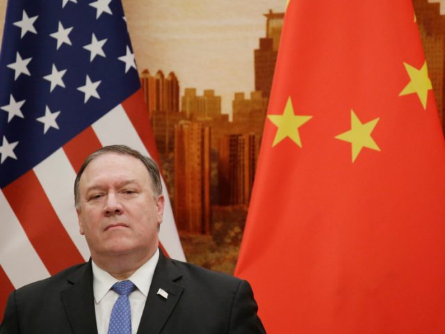 'Big show every day': China says damage done to Washington's image by Pompeo will be 'hard' to repair