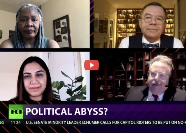 CrossTalk, QUARANTINE EDITION: Political abyss?
