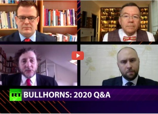 CrossTalk Bullhorns, QUARANTINE EDITION: 2020 Q&A