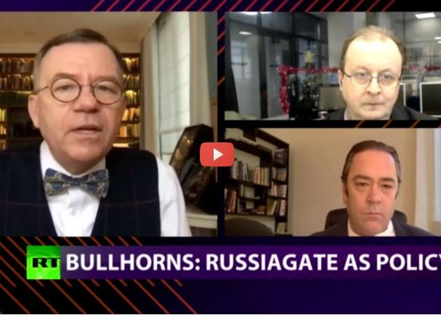 CrossTalk Bullhorns, QUARANTINE EDITION: Russiagate as policy