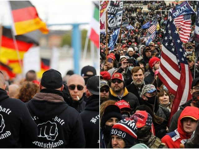 German FM proposes joint EU-US 'Marshall Plan for Democracy' following Capitol riot