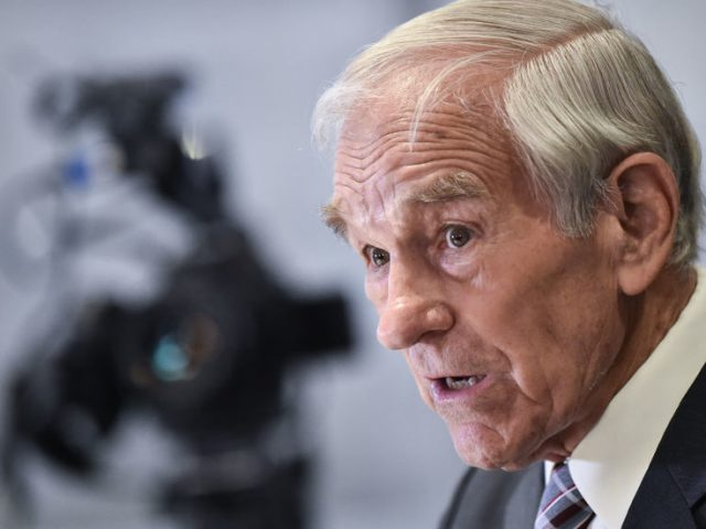 Big Brother's getting hungry? Former congressman Ron Paul locked out of Facebook for undisclosed reasons