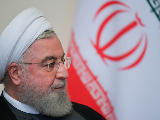 Bullying and racism won't prevail: Iran's president hails Trump's departure, compares him to former Shah
