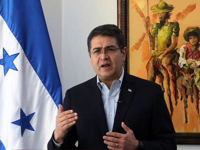Honduran president wanted to 'shove drugs right up the noses of gringos,' US prosecutors allege