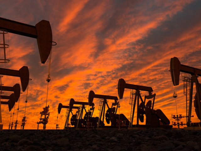 Russia's oil output plunges to LOWEST in nearly a decade