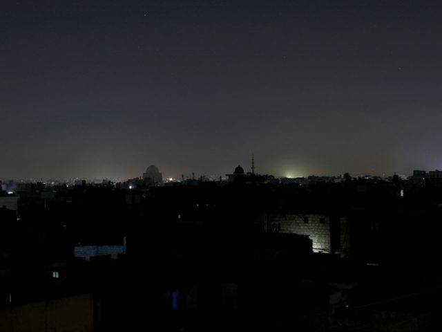 Massive power grid failure plunges Pakistan into darkness