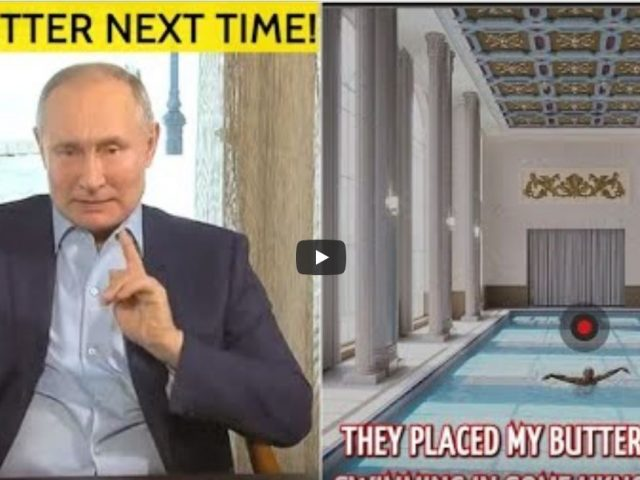 BREAKING! Putin On Allegations That He Owns Billion-Dollar Palace: It's Getting Boring, Girls!
