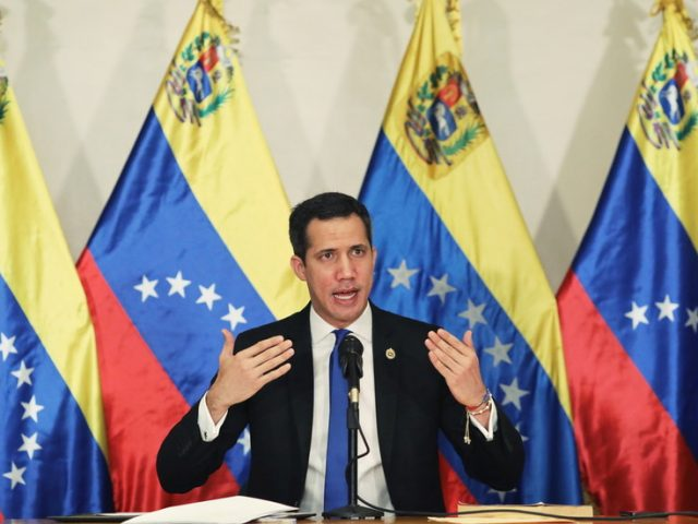 EU drops backing for Guaido as Venezuela interim president, Biden renews US support