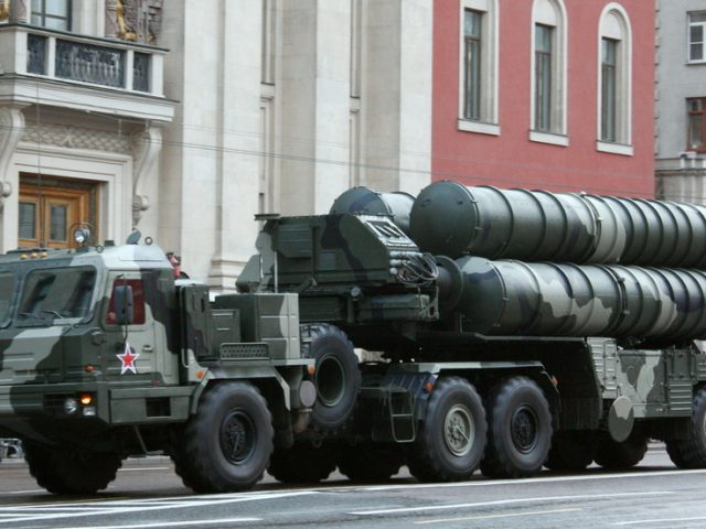 Belarus risks angering US over order of advanced Russian S-400 missile system that has sparked worries for NATO warplanes