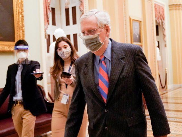 Senate votes to override Trump's veto of defense spending bill