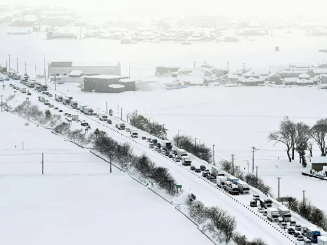 At Least 10 Dead in Japan Amid Record Snowfall, Reports Say