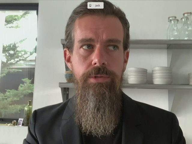 'This is bigger than one account': Twitter CEO Jack Dorsey hints at future crackdowns in leaked VIDEO after Trump booted from site