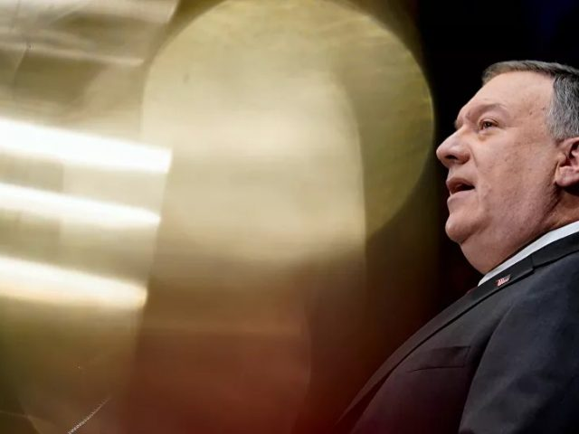 Pompeo Says COVID-19 Outbreak in Wuhan May Be Linked to Chinese Laboratories