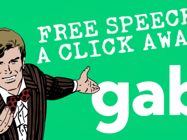 'Free speech' platform Gab surges in popularity in wake of Silicon Valley's Trump purge