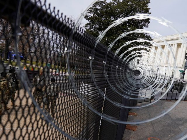 'Capitol Hill supermax'? Make DC security fence PERMANENT, Dem congressman pleads in bill