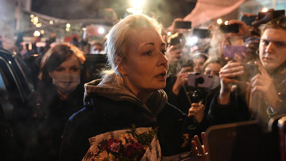 Yulia Navalnaya,
