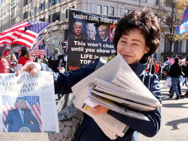 NY Times' pseudo-expert accusing China of genocide worked for far-right cult Falun Gong's publicity arm