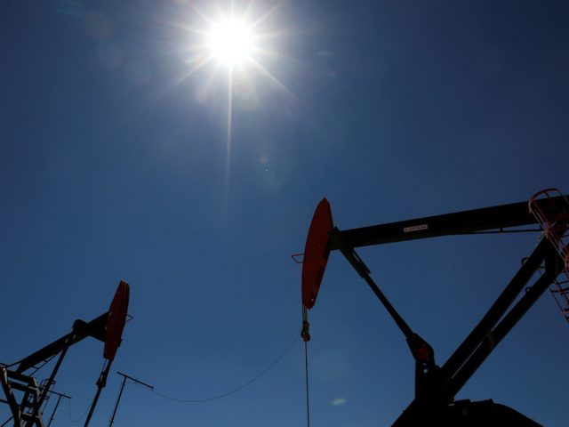 Oil rallies to 11-month highs on surprise Saudi cuts & US crude supply drop