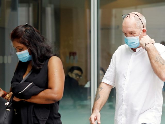 Brit who sneaked out to see fiancée in hotel faces up to 6 years in jail for breaking Singapore's quarantine rules