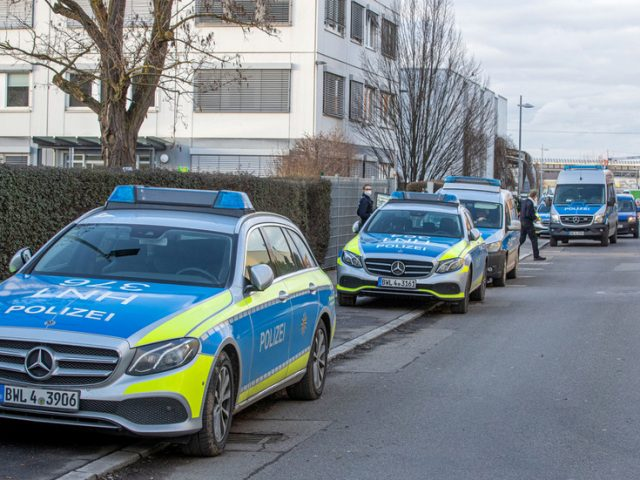 Letter bomb blast injures 3 at Lidl headquarters in Germany