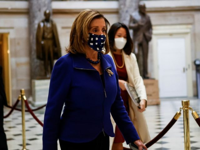 'Rules do not apply to her': GOP accuses Pelosi of breaking metal detector rule but not facing $5,000 fine like Republicans